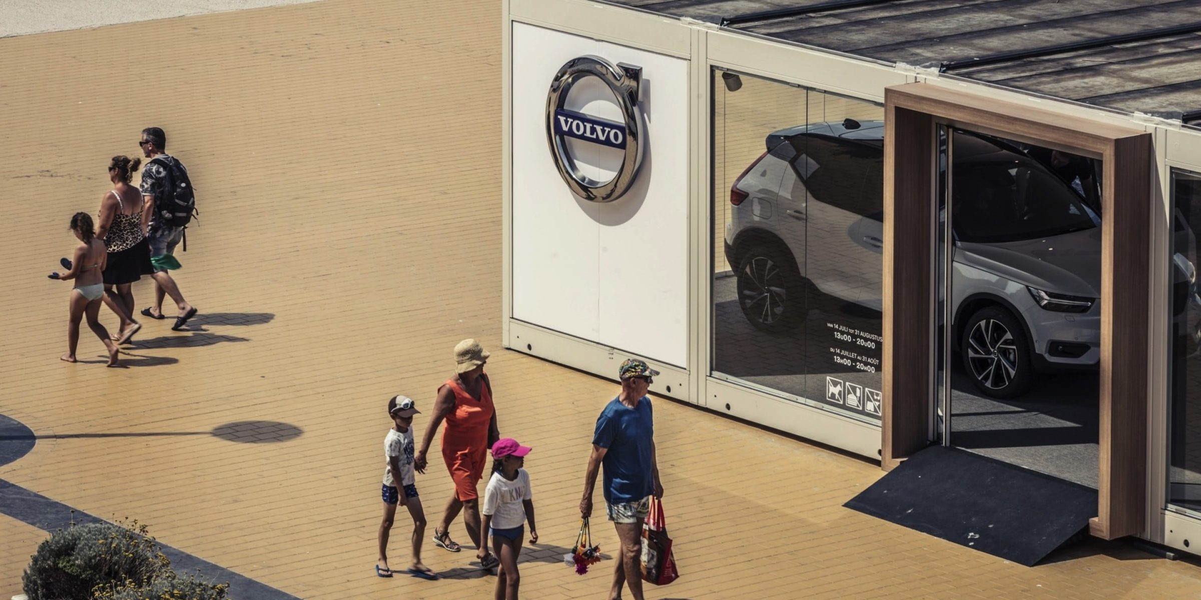 Fast Forward Evenementenbureau Gent Productlancering Volvo Pop Up Experience 11