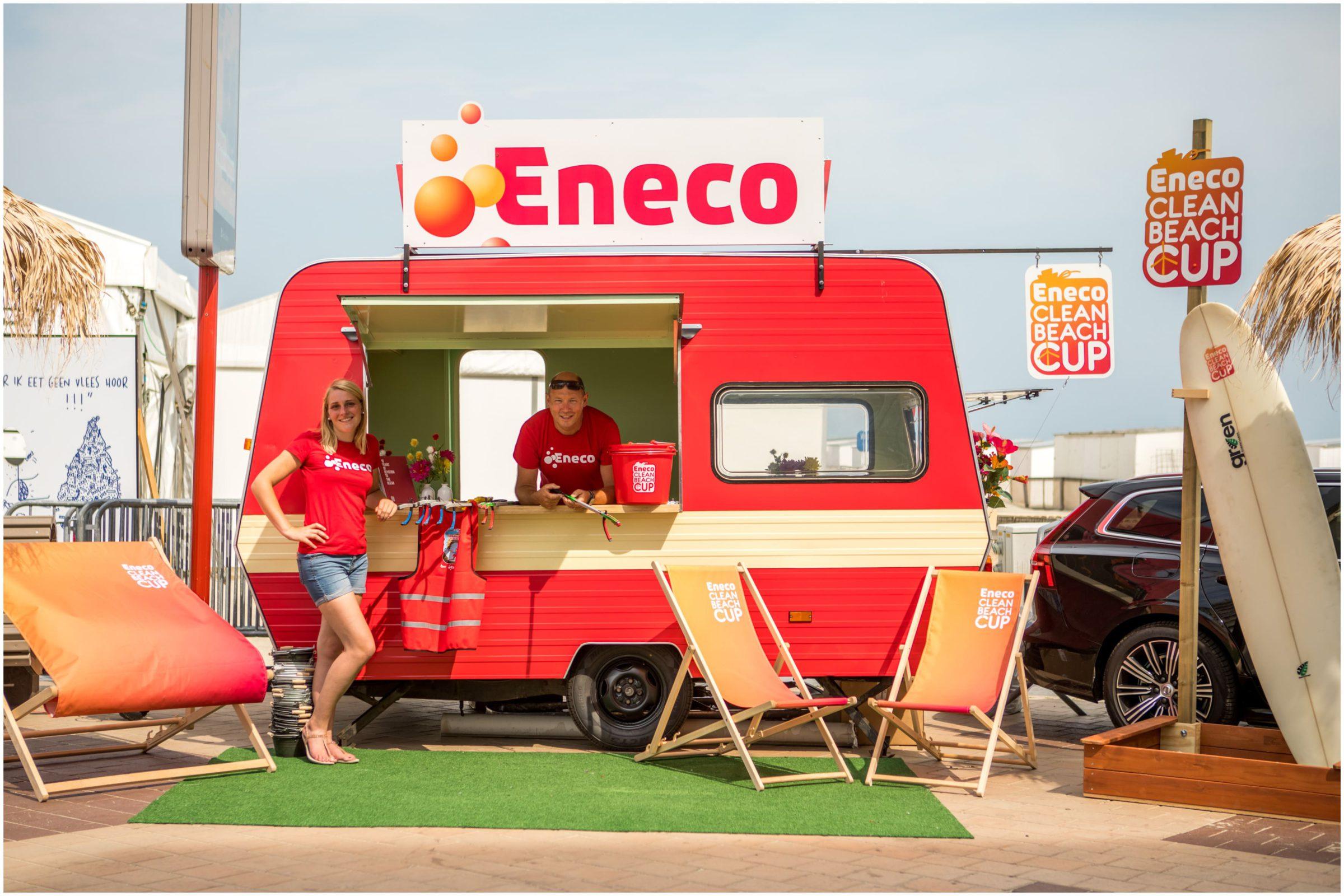 Eneco Clean Beach Cup 72