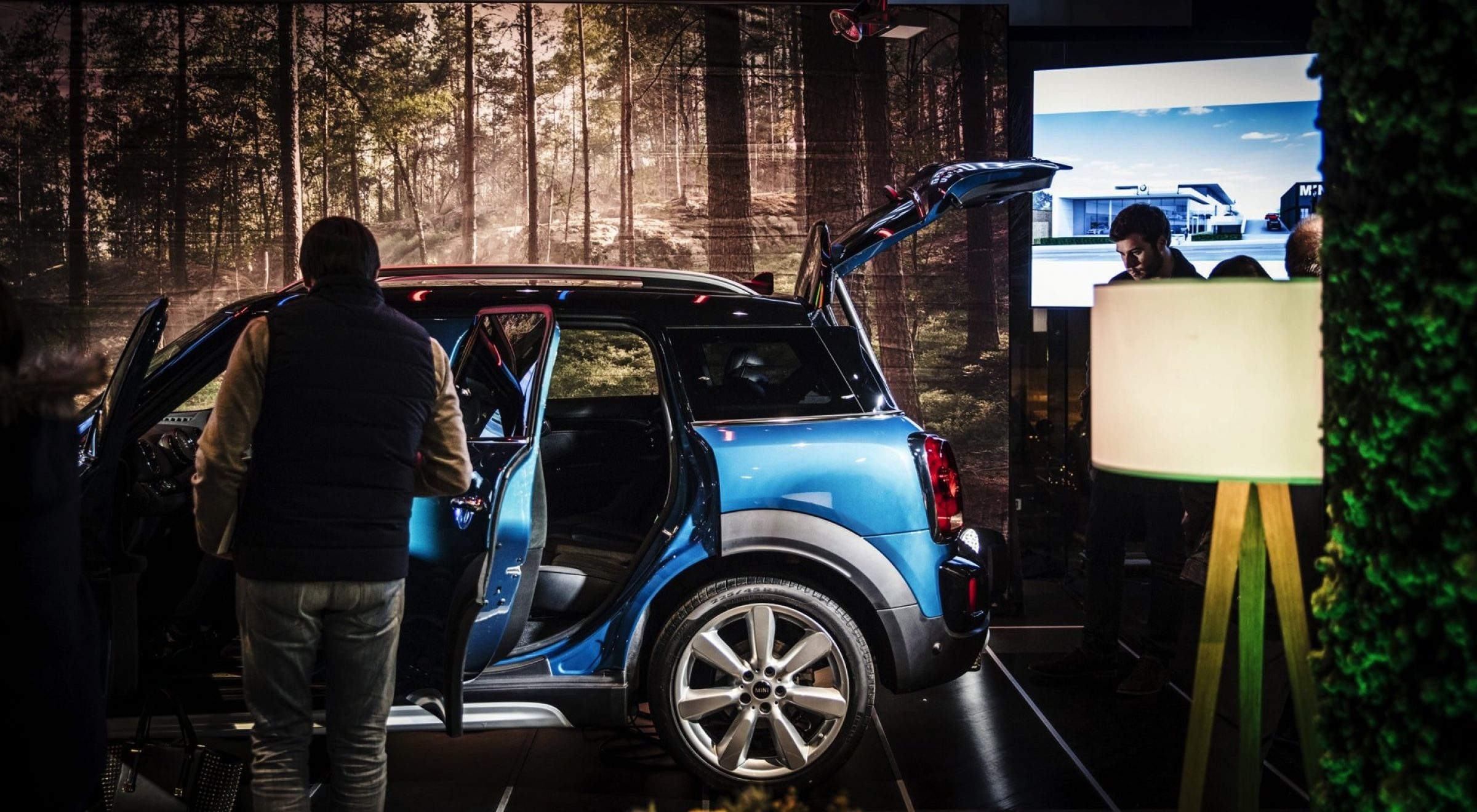 Fast Forward Evenementenbureau Gent Mini Dealer Conventie Countryman Productactivatiemini Countryman 4