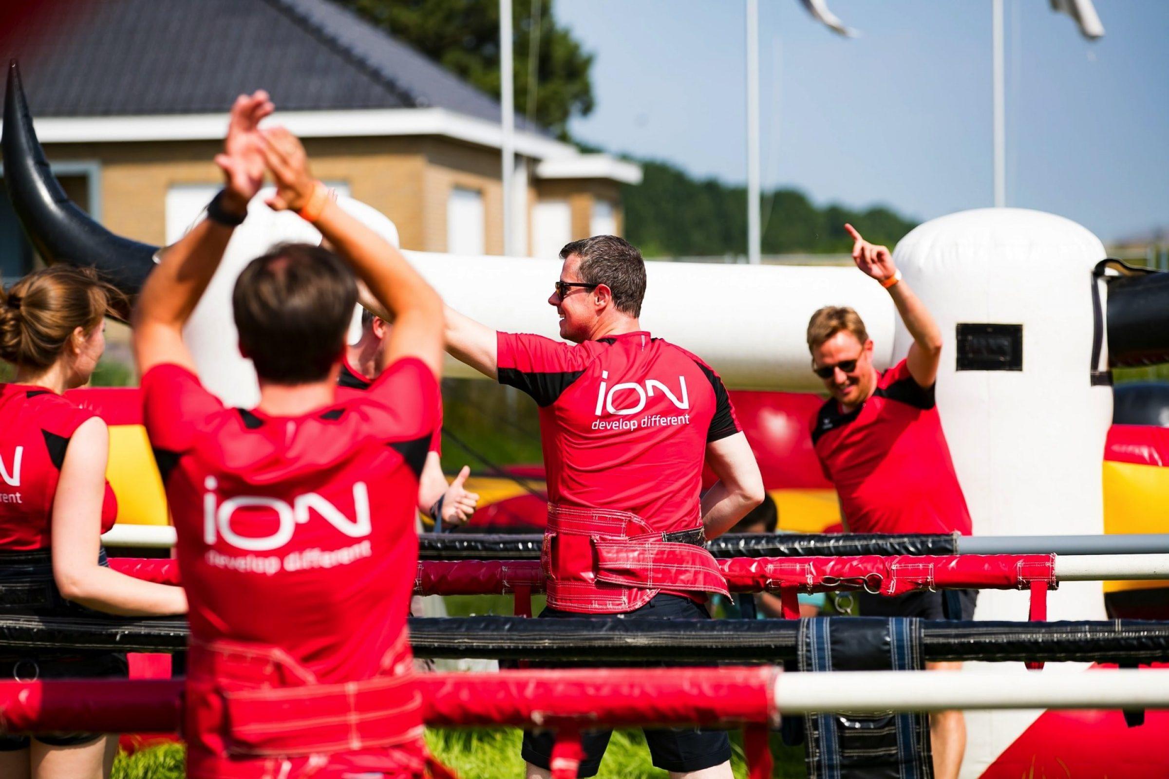Fast Forward Eventbureau Gent Ion Tweedaagse Teambuilding Oostendeion 3